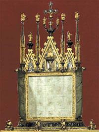 Relikwiarz z Orvieto