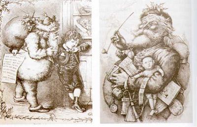 Klasyczne rysunki Thomasa Nasta